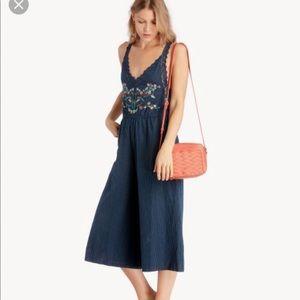 Pants - NWT culotte jumpsuit